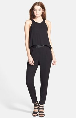 Ella Moss 'Stella' Sleeveless Jumpsuit $258 thestylecure.com