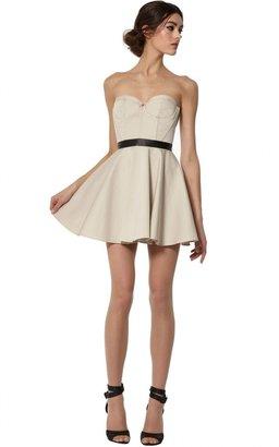 Alice + Olivia Simoes Mini Dress