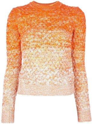 Kenzo dégradé sweater