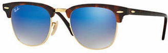 Ray-Ban 51mm Club Master Square Sunglasses