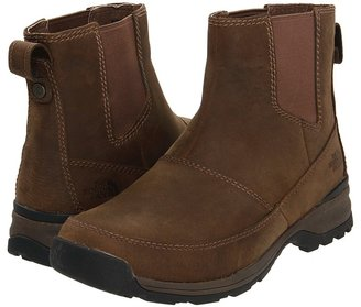 The North Face Ketchum Pull-On (Sepia Brown/Viszla Brown) - Footwear