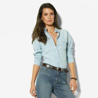 Lauren Ralph Lauren Ralph Chambray Shirt