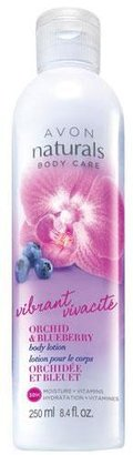 Naturals Vibrant Orchid & Blueberry Body Lotion