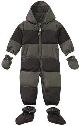 Gap Warmest striped snowsuit