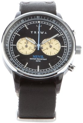 Triwa Classic chronograph watch