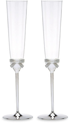 Kate Spade 'grace Avenue' Toasting Flutes (set Of 2)