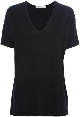 Alexander Wang v-neck t-shirt