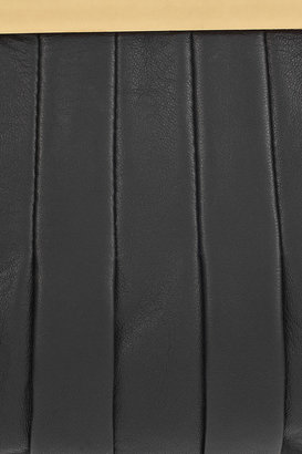 Marc by Marc Jacobs Framed Bentley leather clutch