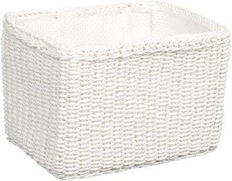 John Lewis & Partners Paper Rope Storage Baskets