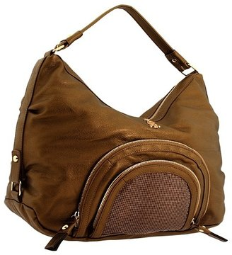 Christian Audigier Holly Hobo (Bronze) - Bags and Luggage
