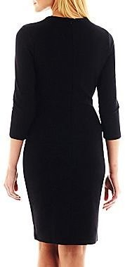 Nicole Miller nicole by Patchwork Dress