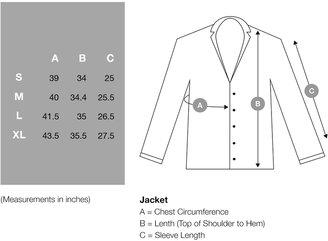 Sylcom Fashion Hooded Coat Beige