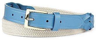 Liz Claiborne Woven Stretch Belt