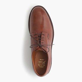 J.Crew Ludlow plain-toe bluchers