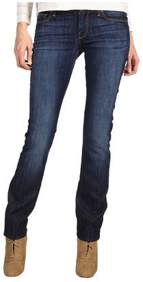 7 For All Mankind Straight Leg in Nouveau New York Dark (Nouveau New York Dark) - Apparel