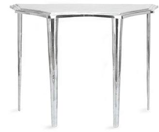 Aluminum Console Table
