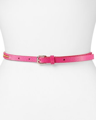 MICHAEL Michael Kors Belt - Zipper Panel