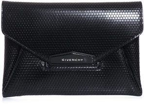 Givenchy Leather envelope clutch