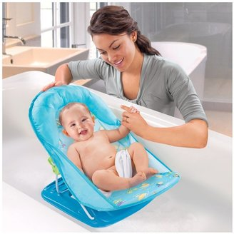 Summer Infant Mother's Touch Deluxe Baby Bather - Blue