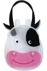 Kingsley Cow Nylon Mesh Bag