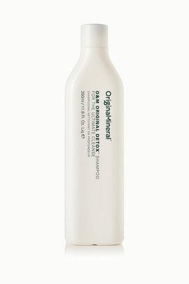 Original & Mineral - Original Detox Shampoo, 350ml - Colorless
