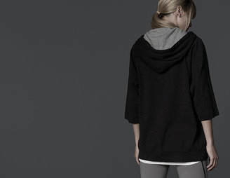 James Perse Relaxed Dolman Hoodie