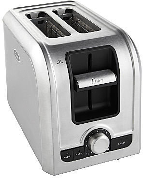 Oster 2-Slice Toaster w/ Retractable Cord