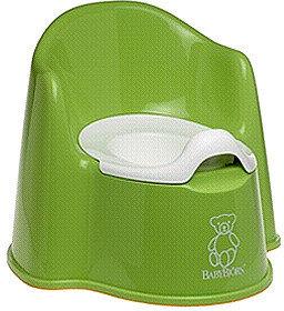 BABYBJÖRN Potty Chair - Green