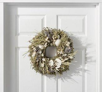 Live Ocean Breeze Wreath