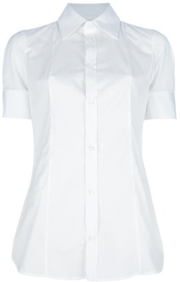 DSquared Dsquared2 fitted short sleeve shirt