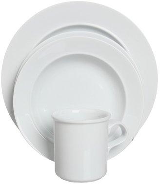 Dansk Cafe Blanc 4 Piece Set (White) - Home