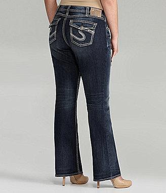Silver Jeans Co. Woman Pioneer Flap-Pocket Jeans