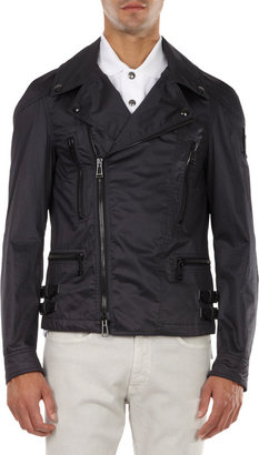 Belstaff Eastleigh Resin-Coated Twill Jacket