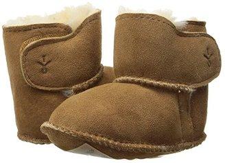 Emu Baby Bootie (Infant) (Chestnut) Kids Shoes