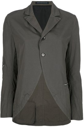 Y's structured utility jacket