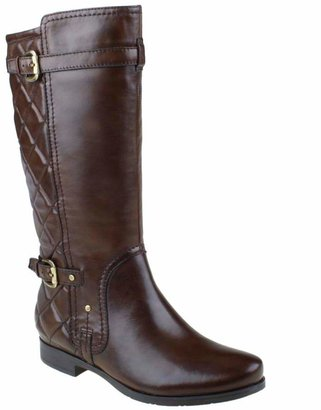 Earth Earthies Sevilla Tall Leather Riding Boots