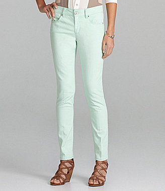 Gibson & Latimer Skinny Colored Pants