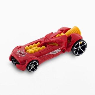 Hot Wheels watch & toy car gift set - kids' digital resin
