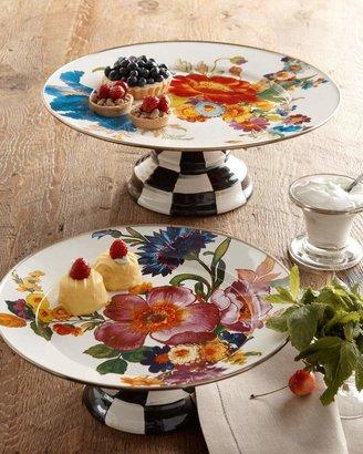 Mackenzie Childs MacKenzie-Childs Flower Market Pedestal Platters