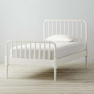 Twin Jenny Lind White Bed $499 thestylecure.com