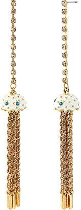 Betsey Johnson Sea Jewels Jellyfish Linear Earring
