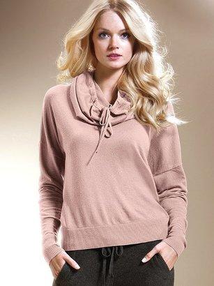 Victoria's Secret Drawstring Cowlneck Sweater