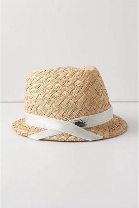 Anthropologie Beach Detective Hat