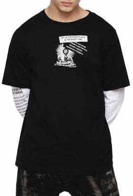 Diesel T-Shoot-Ya T-Shirt