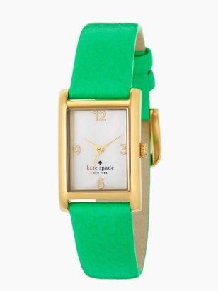 Kate Spade Beryl green cooper strap
