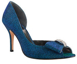 "J. Renee Skylar"" Dress Heel with Rhinestones"
