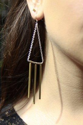Mashallah Chime Earrings