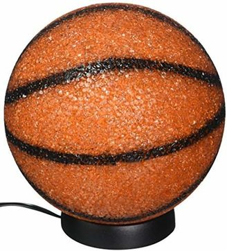 "Rhode Island Novelty ELBSKSP 9"" Sparkle Basketball Lamp"