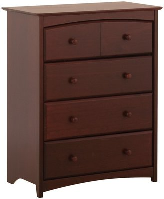 Stork Craft Storkcraft Beatrice 4 Drawer Chest - Cherry