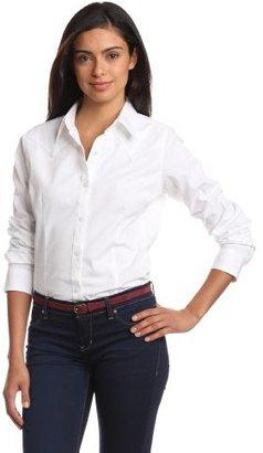 Wrangler Women's Team Tailored Fit Shirt